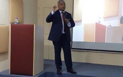 Seminar on Digital Healthcare in Bangladesh at Begum Rokeya University, Rangpur, (BRUR).